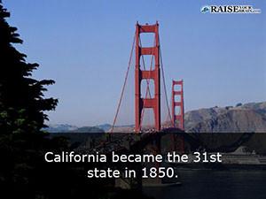 California fun facts 1