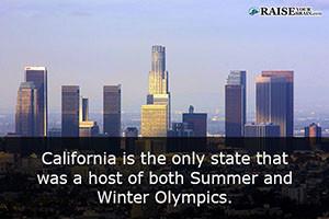 California fun facts 17