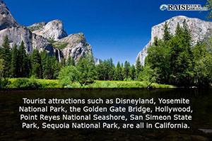 California fun facts 21