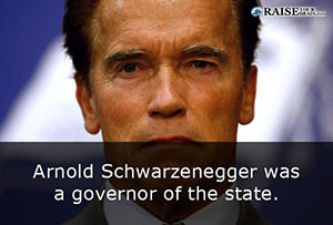 Schwarzenegger Holds Press Conference On California Budget Crisis