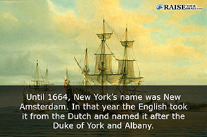interesting facts about new york 1
