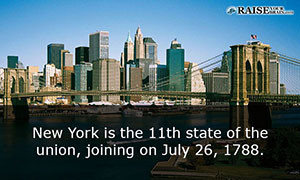interesting facts about new york 3