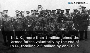 24 Interesting world war 1 facts - Raise Your Brain