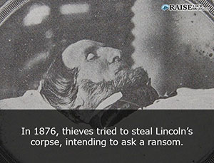 23 facts about abraham lincoln raise your brain
