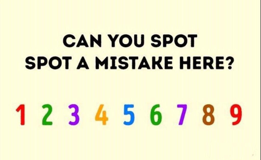 Find the mistake quiz - Raise ...